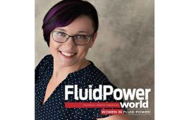 Caryes Allen Podcast 2019 Women in Fluid Power