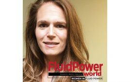 Rachel Schmidt Elwood Corp women in fluid power